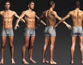 3D Daniel - various formats