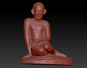 MAHATMA GANDHI 3D printable model