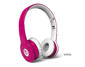 3D haed phone beats audio solo hd