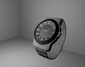 3D model Wrist Watch by 3akoH