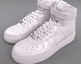 Air Force 1 Nike PBR 3D model