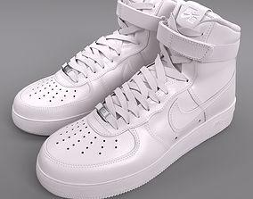 Air Force 1 Nike PBR 3D model