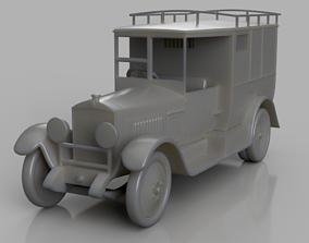 3D model Tatra T20