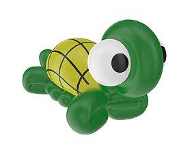 Balloon turtle 3D model