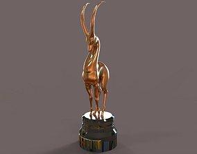 3D print model Golden Antilope