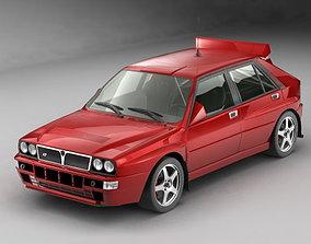 Lancia Delta HF Integrale 3D