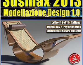 3dsmax 2013 Modellazione Design v 11 Italiano cd