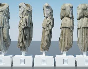 god 3D Athena
