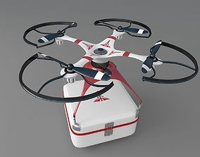 3D Medical drone