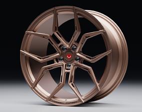 3D model VOSSEN EVO - 3R
