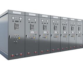 Switchboard 09 3D model
