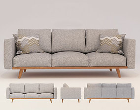 Unimodels Sofas and pillows vol 2 3D asset
