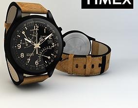 TIMEX watch 3D model