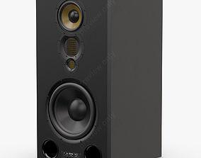 3D Adam Audio S5X-V
