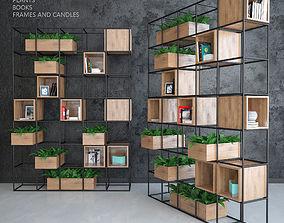 Iron shelf 3D
