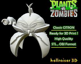3D printable model Plants vs Zombies - Classic Citron