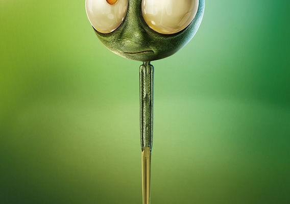 Alien Lollipop