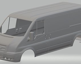Transit Printable Body Van