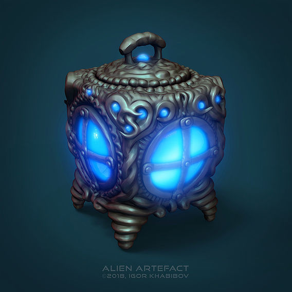 Alien Artefact