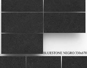 3D model Keros Bluestone Negro 330x670