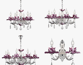 Anemone Osgona Collection 3D