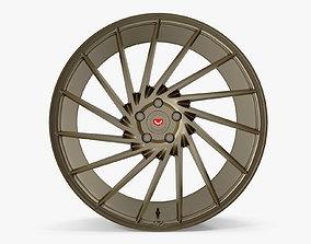 3D model Vossen VPS 304 Bronze