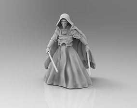 3D print model Ancient Republic Knight