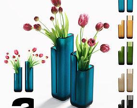 3D model Crystalmood Vase MASA By Antonio Lupi Design