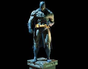 Batman 3D model print figure