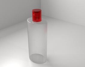 Plastic Bottle 8 3D
