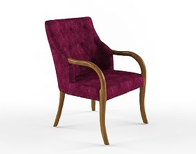 3D model Quilted Chair