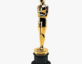 3D asset Oscar