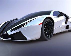 3D print model Lamborghini