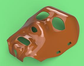 real halloween mask v01 magic ritual sport for 3d-print 2