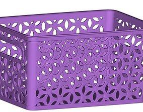 Storage Basket 3D print model
