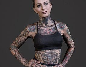 Tattoo model 2