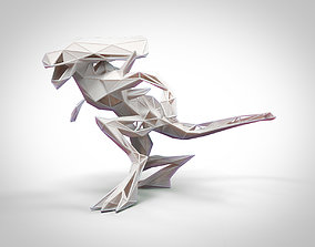 Alien Queen Lattice Stl Ver 01 3D print model