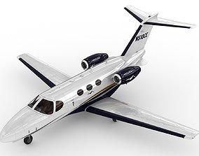3D model Cessna 510 Citation Mustang