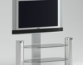 3D Silver TV xc