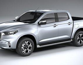 Mazda BT-50 2021 3D