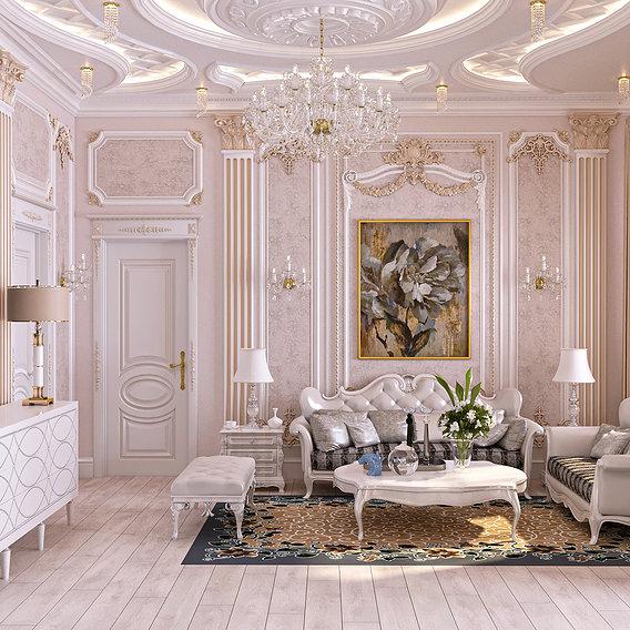 классический холл