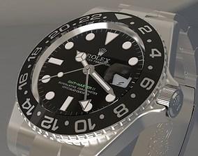 Rolex GMT II 3D