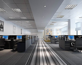 Office meeting room reception hall 60 3D