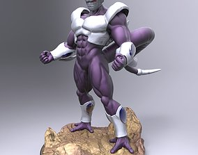 Cooler Dragon Ball z - 3d print model