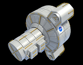 3D Quest Joint Airlock ISS Module