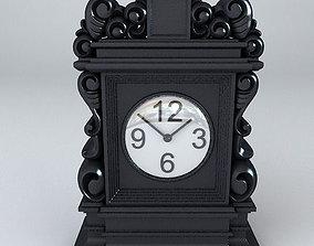 3D model Black Clock