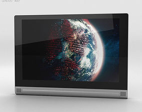 3D model Lenovo Yoga Tablet 2 10-inch Platinum