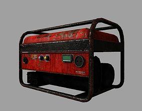 3D asset VR / AR ready Generator
