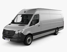 Mercedes-Benz Sprinter Panel Van L4H2 2019 3D