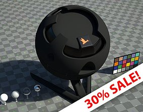 3D asset New rubber material - VRay Shader